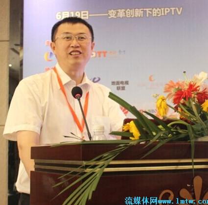 北京千家悦刘向东:电视机与浏览器